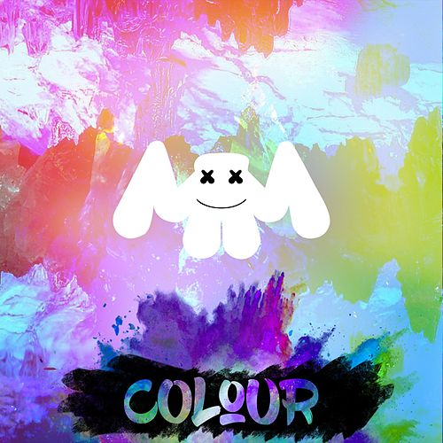 Colour de Marshmello