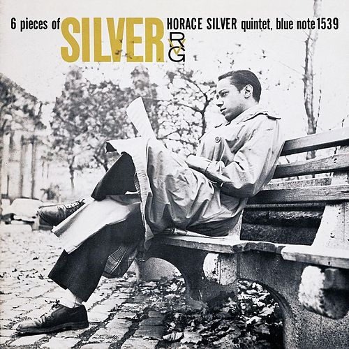 Six Pieces Of Silver de Horace Silver