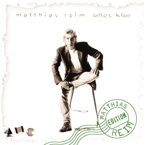 Alles Klar von Matthias Reim