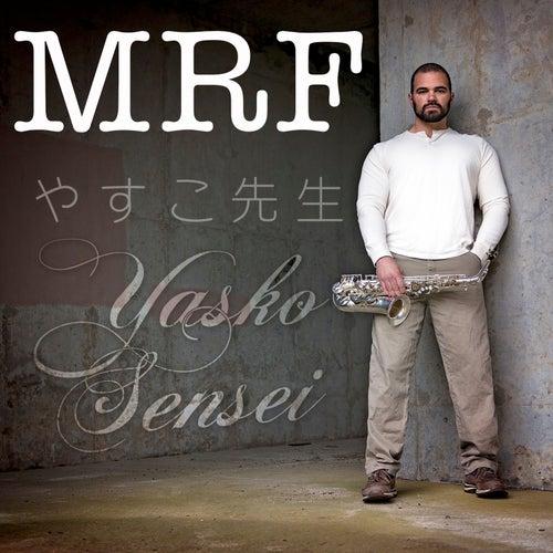 Yasko Sensei by MR F