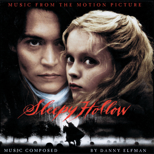 Sleepy Hollow (Original Motion Picture Soundtrack) de Danny Elfman