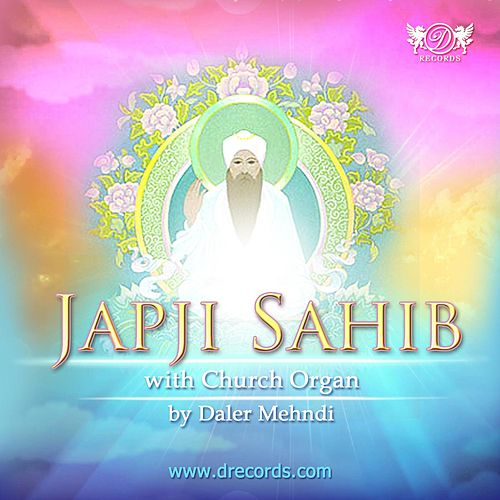 Japji Sahib - with Church Organ by Daler Mehndi (1)