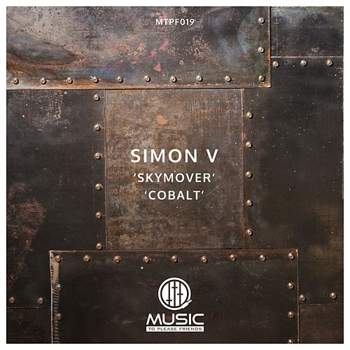 Skymover / Cobalt - Single by Simon V