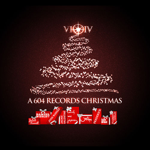 A 604 Records Christmas de Various Artists