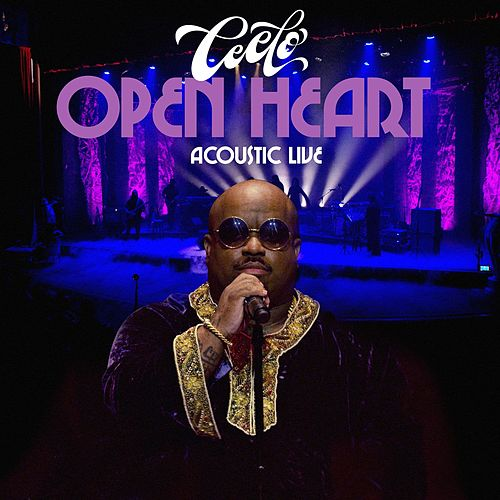 Open Heart Acoustic Live di CeeLo Green