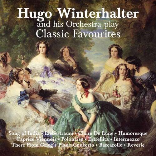 Hugo Winterhalter and His Orchestra Play Classical Favourites de Hugo Winterhalter