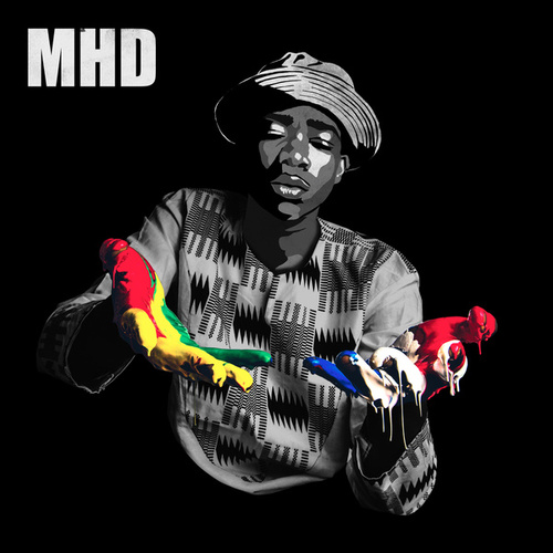 Afro Trap Part. 6 (Molo Molo) von MHD