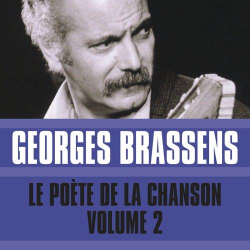 Le Poète de la Chanson, Vol. 2 de Georges Brassens