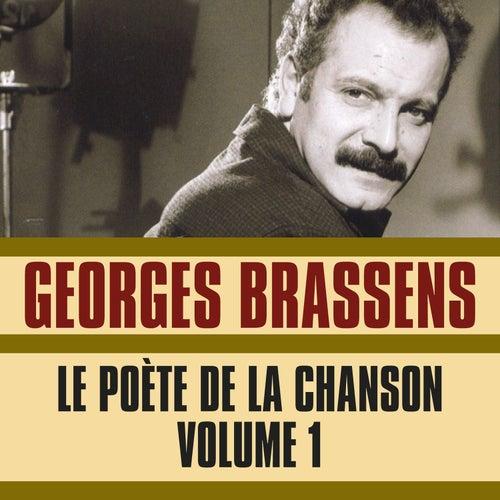Le Poète de la Chanson, Vol. 1 de Georges Brassens