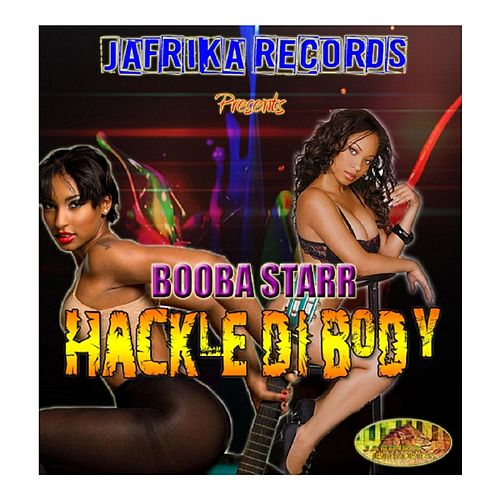 Hackle Di Body de Booba Starr