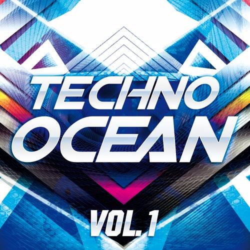 Techno Ocean, Vol. 1 - EP von Various Artists