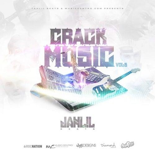 Crack Music 6 de Jahlil Beats