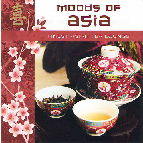 Finest Asian Tea Lounge by Jean-Pierre Garattoni