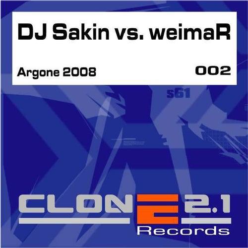 Argone 2008 de DJ Sakin