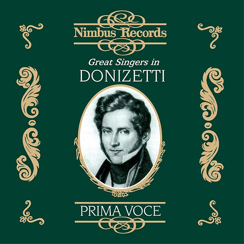 Great Singers in Donizetti de Various Artists