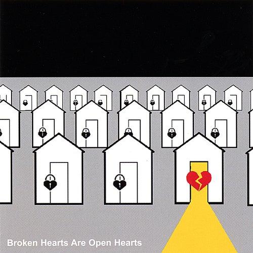 Broken Hearts Are Open Hearts de Derek