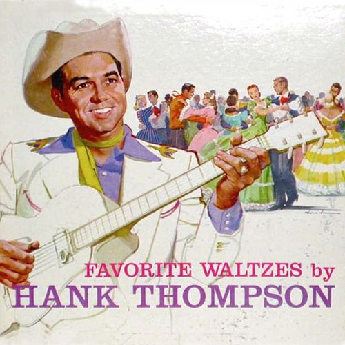 Favorite Waltzes de Hank Thompson