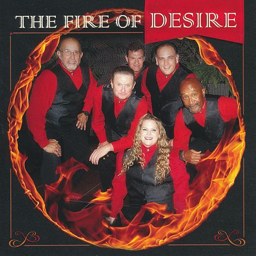 The Fire of Desire van Desire