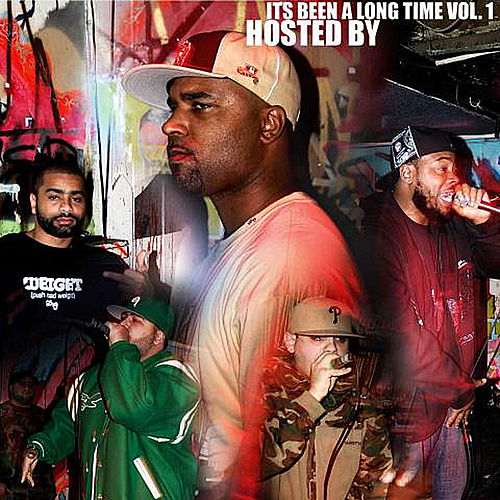 It's Been a Long Time Vol. 1 Hosted By Sat-One by Doap Nixon