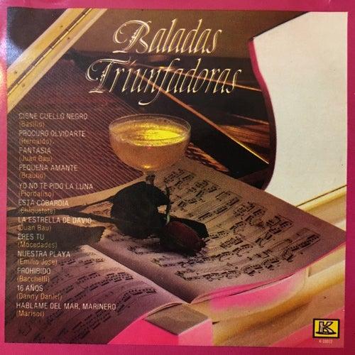 Baladas Triunfadoras de Various Artists
