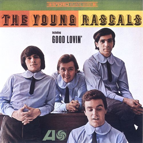The Young Rascals de The Rascals