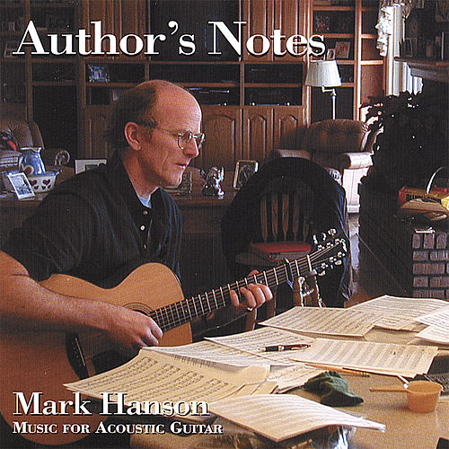 Author's Notes von Mark Hanson