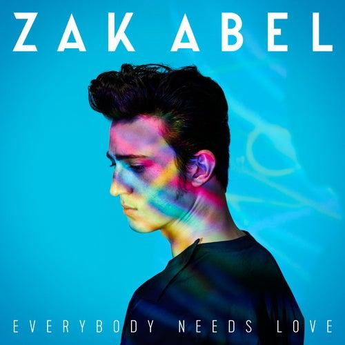 Everybody Needs Love by Zak Abel
