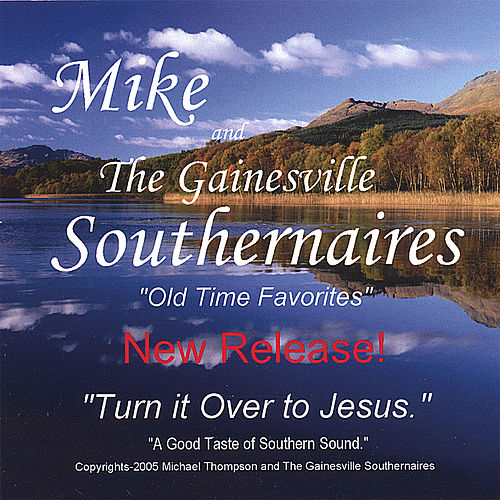 Turn It Over to Jesus by MIKE
