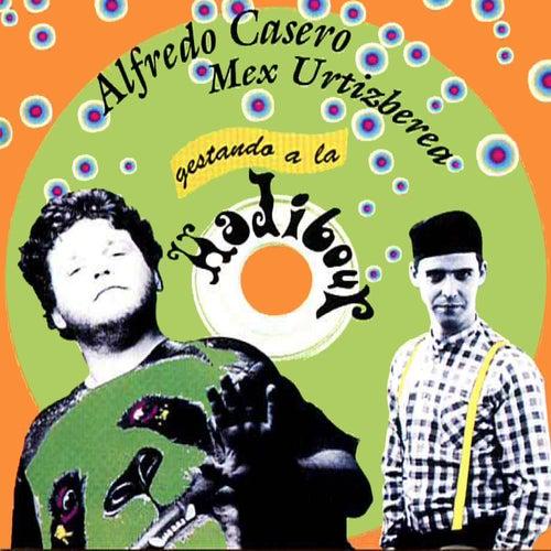 Gestando a la Halibour de Alfredo Casero
