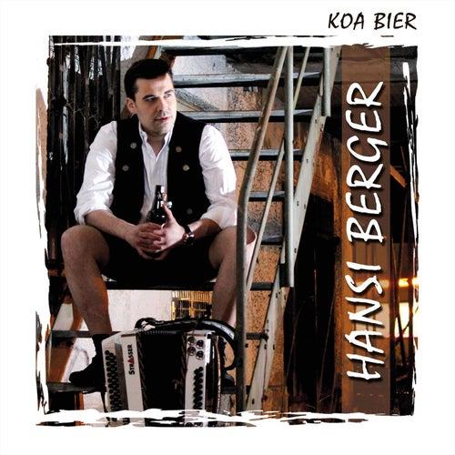 Koa Bier von Hansi Berger