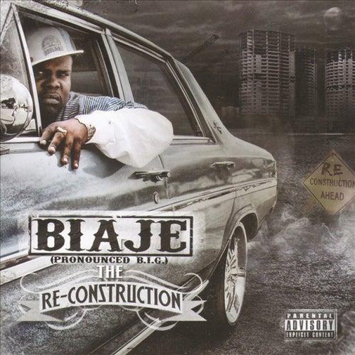 The Reconstruction von Biaje