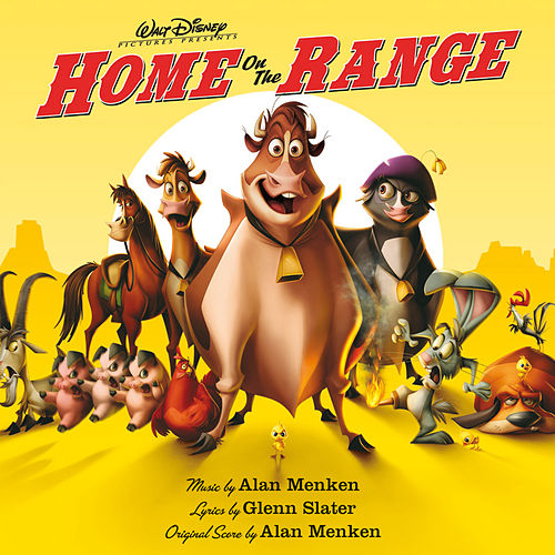 Home On The Range de Alan Menken