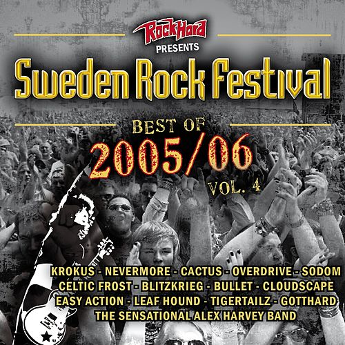 Sweden Rock Festival - Best Of 2005-2006 Vol.4 by Various Artists