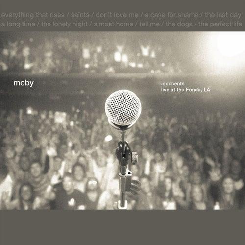 Innocents: Live at the Fonda, LA de Moby