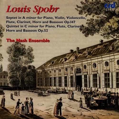 Spohr: Septet in A minor Op.147, Quintet in C minor Op.52 von The Nash Ensemble