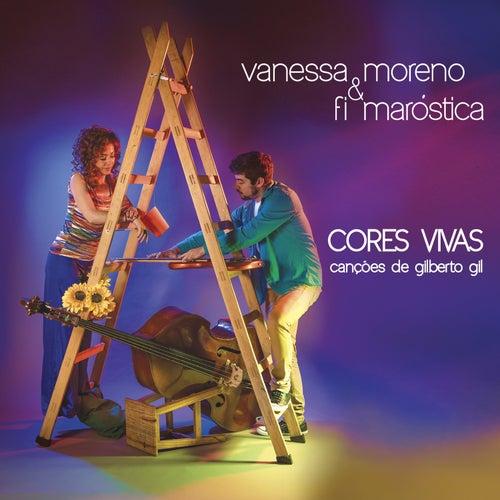 Cores Vivas: Canções de Gilberto Gil by Vanessa Moreno