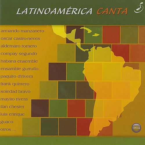 Latinoamerica Canta de Various Artists