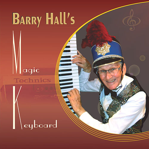Magic Keyboard de Barry Hall