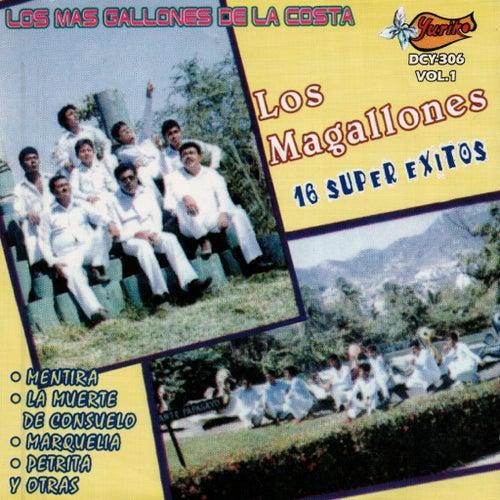 16 Super Exitos by Los Magallones
