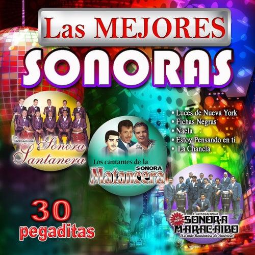 Las Mejores Sonoras - 30 Pegaditas de Various Artists