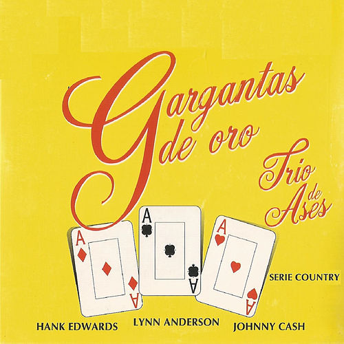 Gargantas de Oro 'Serie Country' de Various Artists