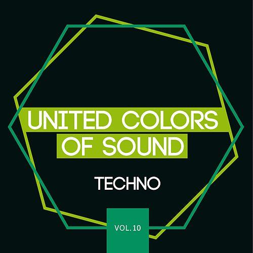United Colors of Sound - Techno, Vol. 10 von Various Artists