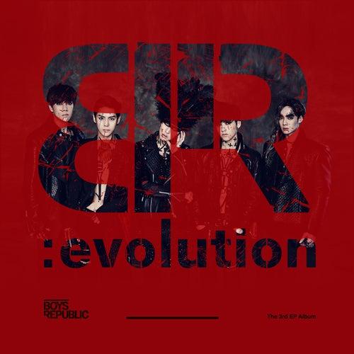 BR:evolution by Boys Republic