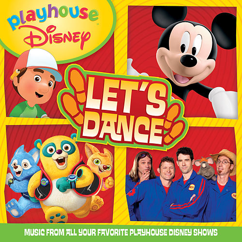 Playhouse Disney Let's Dance de Various Artists