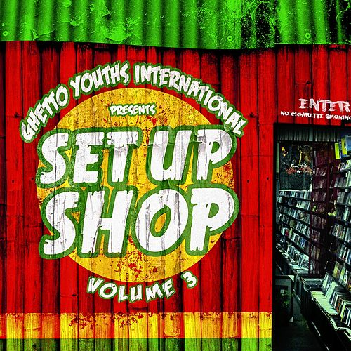 Set up Shop, Volume 3 de Various Artists