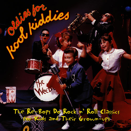 Oldies For Kool Kiddies de The Re-Bops