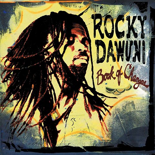 Book of Changes by Rocky Dawuni