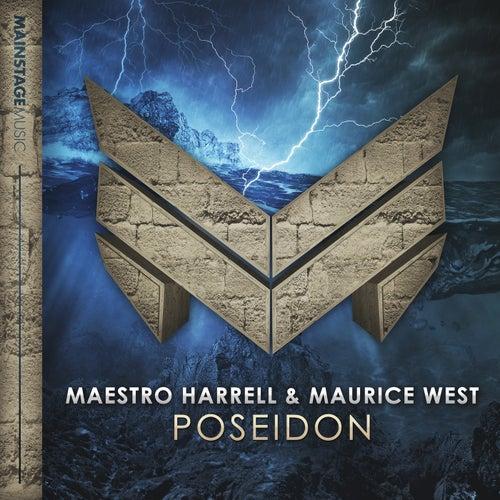 Poseidon by Maestro Harrell