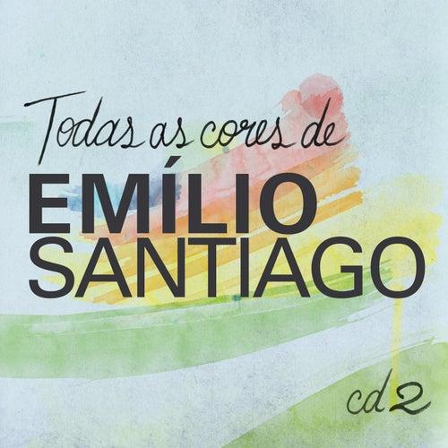 Todas As Cores de Emílio Santiago, Vol. 2 de Emílio Santiago