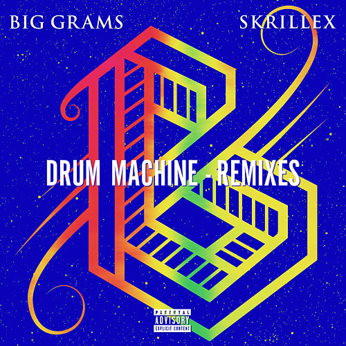 Drum Machine (Remixes) de Big Grams